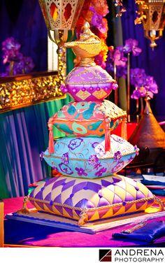 Princess jasmine birthday party Aladdin