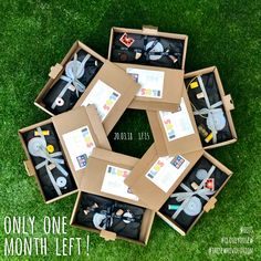 Only one month left! #diy #ilus #iloveyousew #thesewrevolution