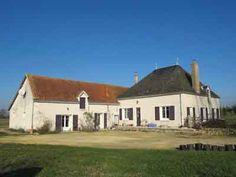 Propriété avec gîte rural à vendre à Nouans-les-Fontaines en Indre-et-Loire