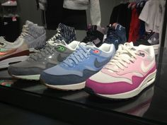 NIKE AIR MAX 1 RELEASES 2013