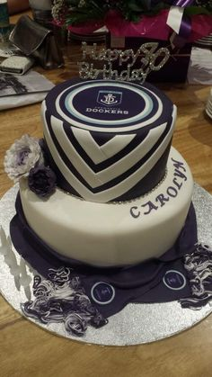 Dockers cake