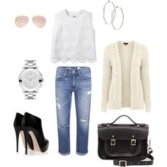 """""""Relaxing Afternoon"""" by style-inspiration-and-design on Polyvore"""