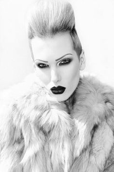 I love all everything about Jeffree Star. Make-up, Hair, Attitude, Everything