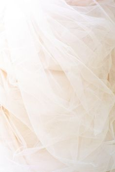 tulle... You can never have too much. My fav thing ever
