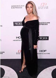 Ciara - Harper Bazaar 150th Anniversary Party