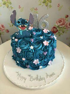 14th Birthday Cakes, Candy Birthday Cakes, Birthday Cakes For Teens, Beautiful Birthday Cakes, Happy Birthday, Beautiful Cake Designs, Beautiful Cakes, Pretty Cakes, Cute Cakes