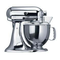 KitchenAid Artisan Stand Mixer Chrome