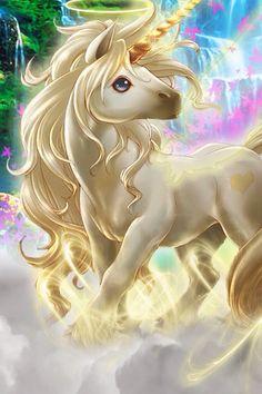 #iPhone wallpaper  #unicorn #fantasy