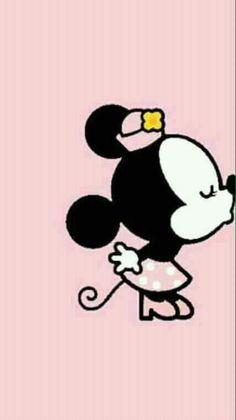 """Fondos de pantalla – Wallpapers – Fondo mitad y mitad de """"Mickey Mouse"""" – Top Of The World Wallpaper Do Mickey Mouse, Disney Phone Wallpaper, Wallpaper Iphone Cute, Cute Couple Wallpaper, Matching Wallpaper, Image Mickey, Best Friend Wallpaper, Cute Cartoon Wallpapers, Disney Drawings"""