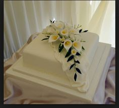 Single Layer Wedding Cakes Like The One I Did For Shirls Brother