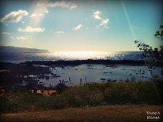 Pretty place to go snorkling! Sharks Cove #Hawaii #Oahu