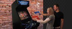ArcadeGuns.com, Professional PC Light Guns for MAME