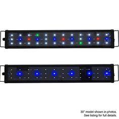 "Beamswork EA Timer FSPEC LED Aquarium Light Freshwwater Plant Extendable (90cm - 36"")"