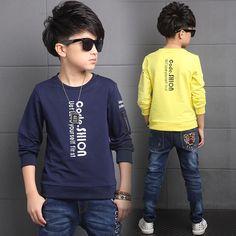 $8.07 (Buy here: https://alitems.com/g/1e8d114494ebda23ff8b16525dc3e8/?i=5&ulp=https%3A%2F%2Fwww.aliexpress.com%2Fitem%2FTeenage-Boys-Polo-Shirt-Children-Spring-Autumn-Fashion-Letter-Print-O-Neck-Cotton-Long-Sleeve-T%2F32797895885.html ) Teenage Boys Polo Shirt Children Spring Autumn Fashion Letter Print O-Neck Cotton Long Sleeve T-shirt Tops 4 6 8 10 12 14Y for just $8.07