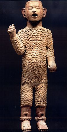 Aztec Deities: Xipe Totec, God of agriculture and rebirth