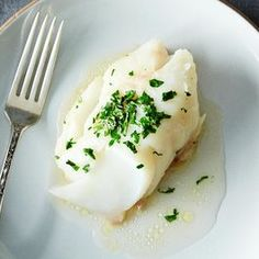 baked fish fillets with butter and sherry