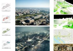 #AUS201718 #Group F (1) BIG Architects (2) Washington, DC, USA (3) Design, 2034 (4) 123703.0 sqm (5) Dissolve the notable impediments and discontinuous pathways, expand the public areas, while updating aging and inefficient building systems, includind the historical castle and reinterpreting all of the qualities that are already there. (6) http://www.archdaily.com/567471/big-reveals-20-year-restoration-plan-for-washington-dc-s-smithsonian-campus