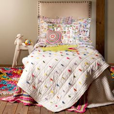 Kids Tuft Decorative Quilt and Cushion Cover - Quilts - Bedroom - Netherlands