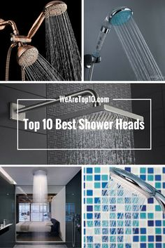 Top 10 Best Shower Heads Reviews By Price U0026 Rating!!! #Bath #