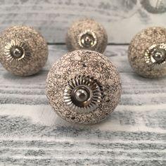Knobs, Black & White Knob Stone Design, Tomato Ceramic Knobs, Drawer Pulls, Dresser Drawer Cabinets Home Improvement, Item #508684252 by MiCraftSupplies on Etsy