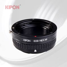 Kipon Macro Adapter with Helicoid Tube for Canon EOS Lens to Sony NEX Camera #kipon
