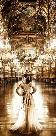 Architecture Castles & Palaces | Rosamaria G Frangini || Glam and light
