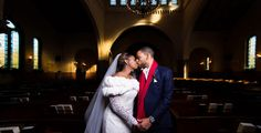 """Couple celebrates a love that started at their """"Home by the Sea"""" Hampton University"""