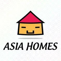 Asia Homes logo