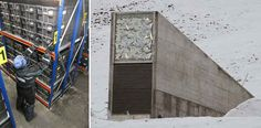 The Svalbard Global Seed Vault | The 10 Most Secretive Locations In The World