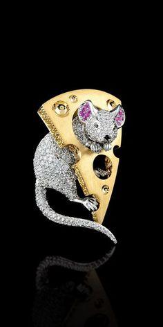 Master Exclusive Jewellery - Коллекция - Animal world - Akimov