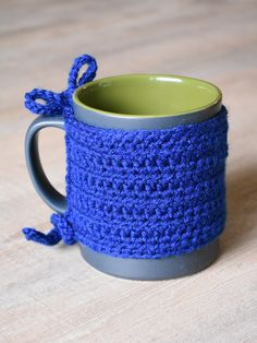 Your place to buy and sell all things handmade Drink Stand, Crochet Cup Cozy, Cup Sleeve, Stay Warm, Java, Cool Stuff, Stuff To Buy, Buy And Sell, Colours