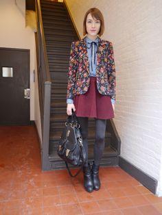 Ella Catliff, New York Fashion Week