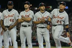 Lead by a potential triple crown winner in Miguel Cabrera the Detriot Tigers fight to secure the division title.