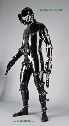 the perfect rubberboy