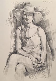#sketchbook #drawing by Sarah Sedwick. graphite on moleskine. 5.16.16.