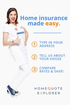Compare rates and save on home insurance with HomeQuote Explorer. Easy to quote, easy to buy.