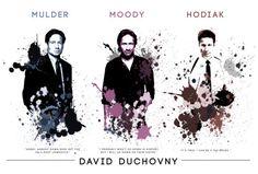 🎅Moody4Hank - UK Fan Account For David Duchovny,