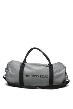 Grey Country Road Tote Bag $79.90 Country Road - Albany, Takapuna, Queen Street, Newmarket, Onehunga, Botany, Sylvia Park, Chartwell, Wellington