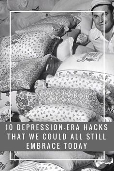10 Depression-Era Hacks That We Could All Still Embrace Today