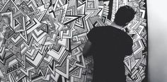 Watch: 19 Hours of Persistence, Patterns, and Posca Paint Markers | Doodlers Anonymous