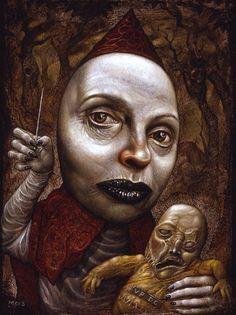 "Chris Mars, ""Voodoo Art"""