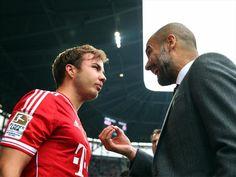 Futbol de Locura: Prensa alemana apunta a un adiós de Götze al Bayern por Guardiola.