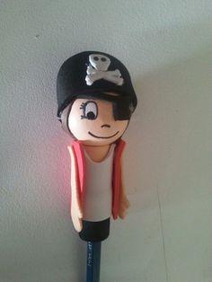 Fofu lápiz Pirata (4,00 EUR)