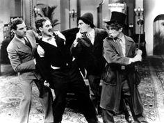 The Cocoanuts, Zeppo Marx, Groucho Marx, Chico Marx, Harpo Marx, 1929