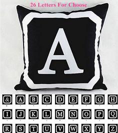 """Vintage 18 """"black & white az dekoracji domu sofa/łóżko/samochód poduszki rzut poszewka bawełniana plac cojines almofadas k057 w Home Decorative Cushion Throw Pillow 18"""" Vintage Decorbox Cotton Lovely Cat almofadas Sofa/Pikachu Bed cojines Pillows Y od Poduszki na Aliexpress.com   Grupa Alibaba"""