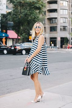 City Stripes | Damsel in Dior