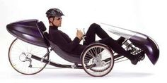 The Windcheetah : Not Your Little Brother's Tricycle : TreeHugger