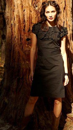 a dreamer's den: The Little Black Dress