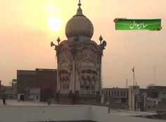 People of Sahiwal made example by building mosque with damaging temple Dunya News, Pakistan News, Mosque, Empire State Building, Taj Mahal, Temple, News From Pakistan, Temples, Mosques