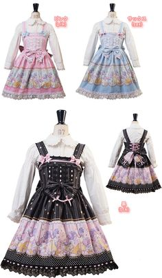 8c14e143d2a Little Kids Lolita Dress on We Heart It